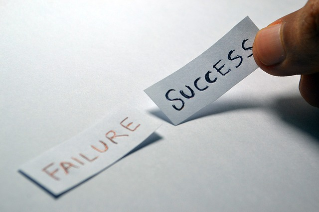 Positive Sides Of Failure
